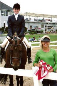 Lindsay Grice Winner
