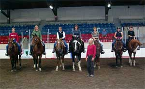 Lindsay Grice arena clinic