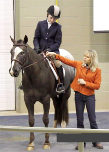 Lindsay Grice clinic